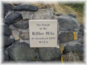 1 4 Mile Times >> Mow Cop residents Association - The Killer Mile